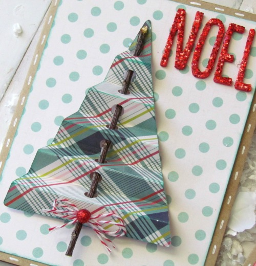 Christmas Card Design Ideas Ks2 : Handmade christmas cards with everyday paper pebbles inc