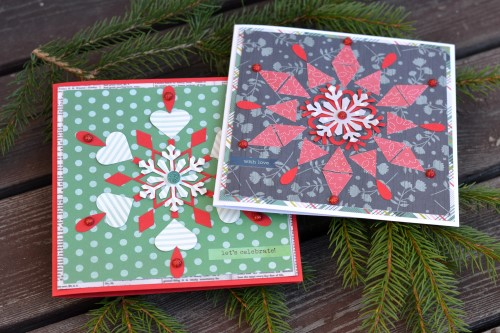 Handmade Norwegian Christmas Cards