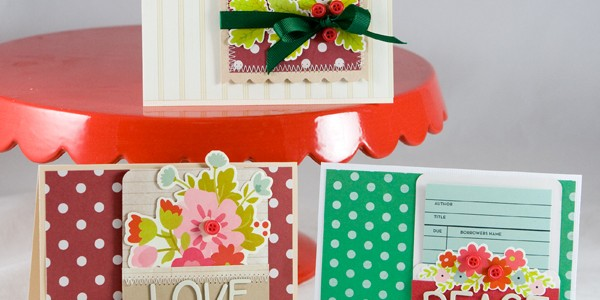 Traditional Handmade Christmas Cards