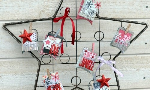 Holiday Gift Boxes and Tags