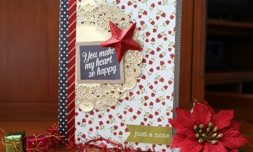 Handmade Gift Card Collection