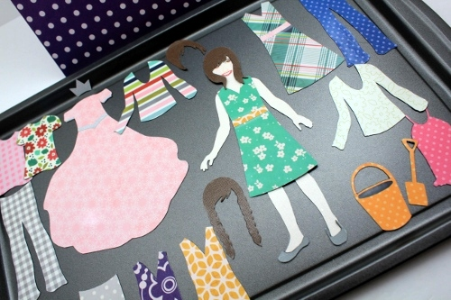 magnetic paper dolls Home toys dolls wooden, paper, and magnetic dolls wooden, paper, and magnetic dolls fairytale make me a story magnetic playboard.
