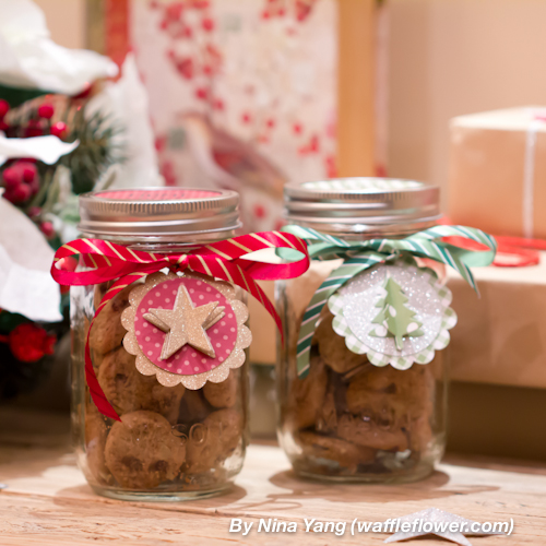 Mason Jar Neighbor's Gift