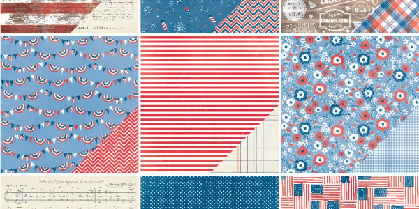 New from Pebbles: Americana