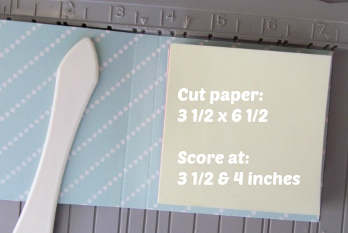 Post It Note Holder 2