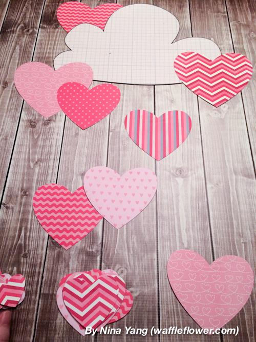 Happy Hearts Wall Decoration 2 1.28.14