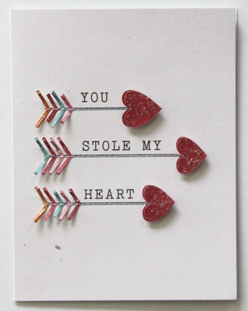 cute quotes for valentines day for boyfriend - Handmade Valentine s Day Cards