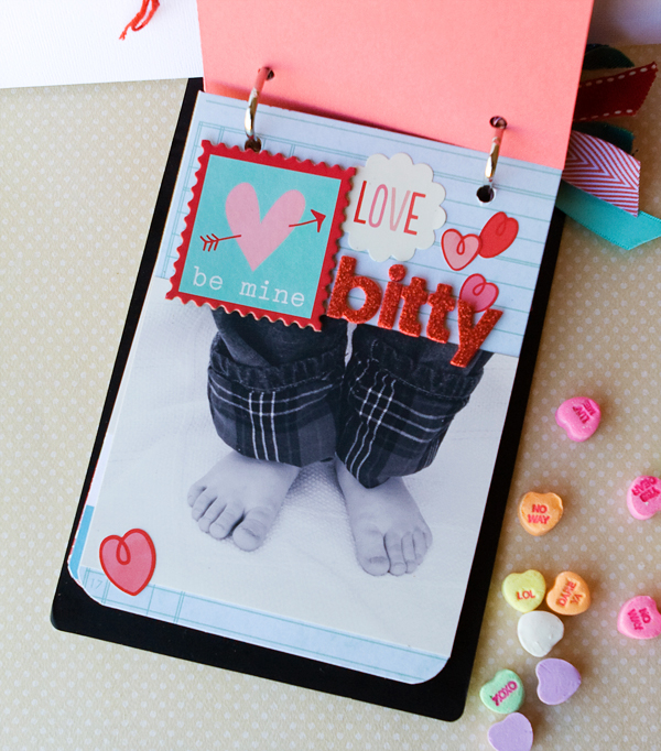 Valentine's Day Mini Album