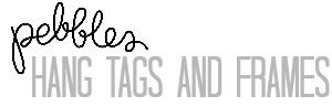 Hang Tags and Frames