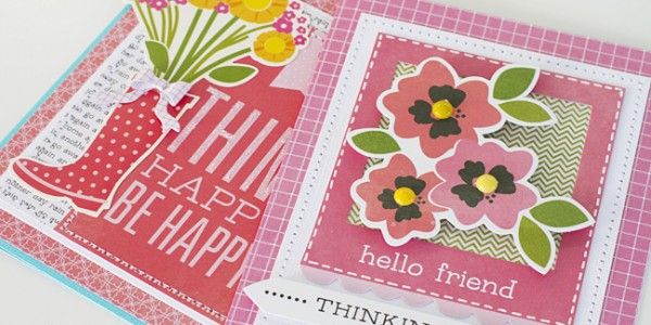 Handmade Cards for Spring