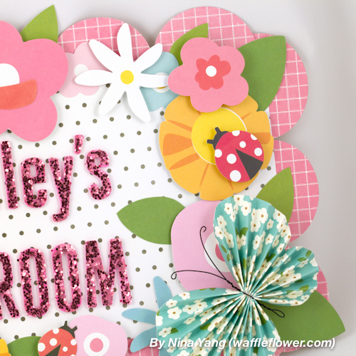 Teacher appreciation classroom decor via @ninacrafting #classroom #teacher