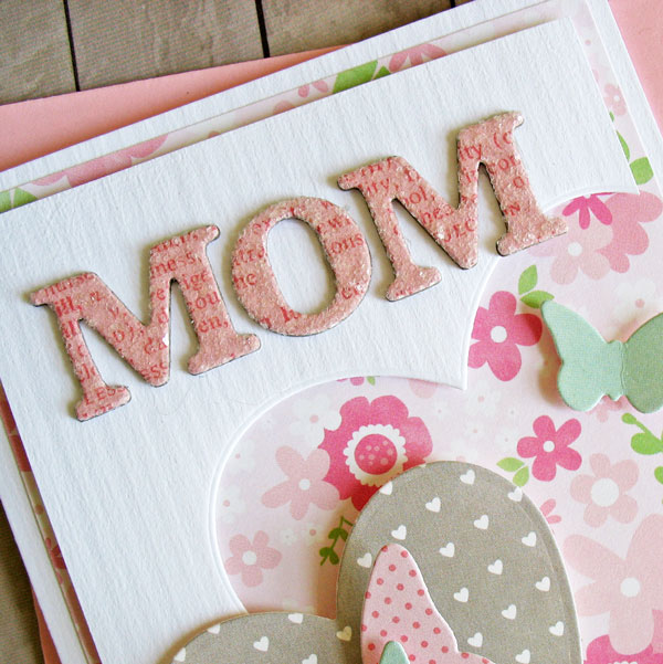 Mother's Day gift idea via @kathymartin for @PebblesInc using the #GardenParty and #SpecialDelivery collections #gift #Mothersday #cards