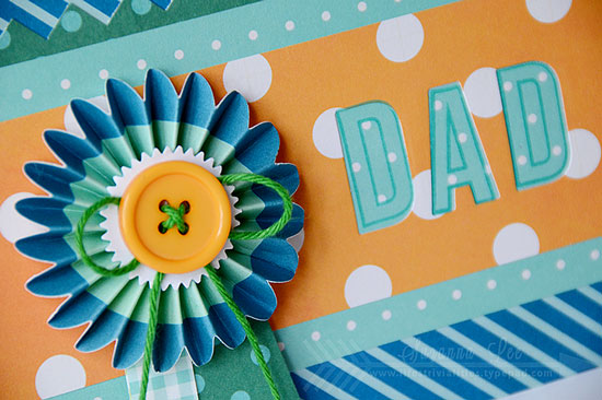 Handmade Father's Day cards created by @suzlee72 using the @PebblesInc #BirthdayWishes collection #handmade #cards #FathersDay