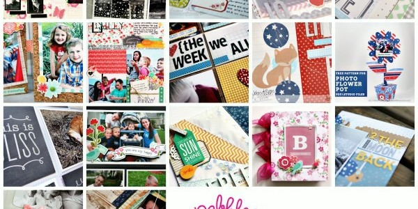 National Scrapbook Day Blog Hop