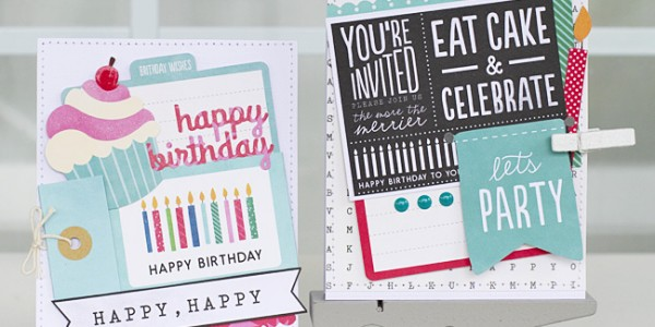 Birthday Card Stash