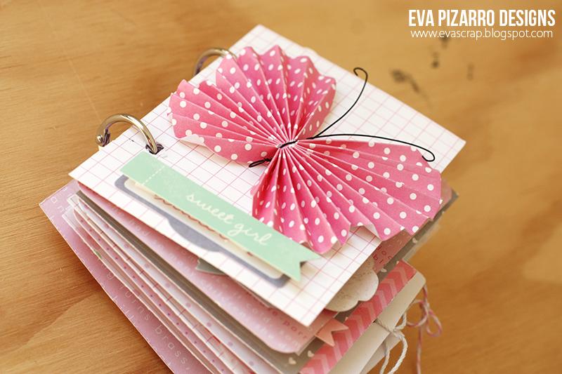 Envelope Mini AlbumPebbles, Inc.