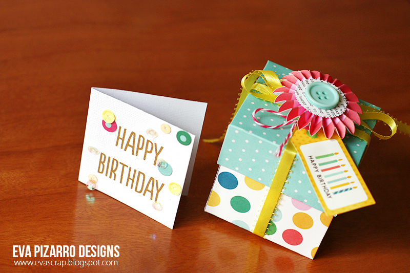 Save The Tissue Paper For Another Day And Make Your Own Birthday Gift Box With A