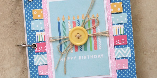 Birthday Calendar and Birthday Card Organizer