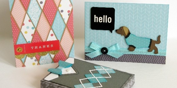 Sweater Weather Cards and Gift Box