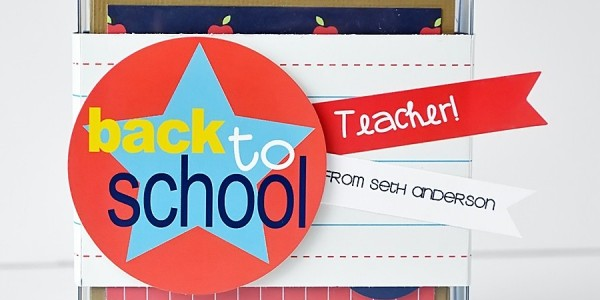 Personalized Cards for Teacher