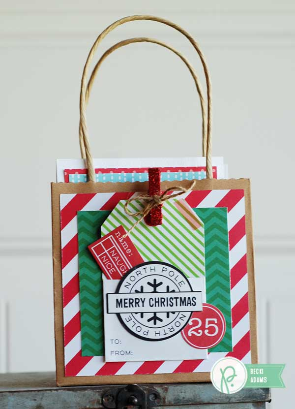 Christmas Card set created for @Pebblesinc by @BeckiAdams