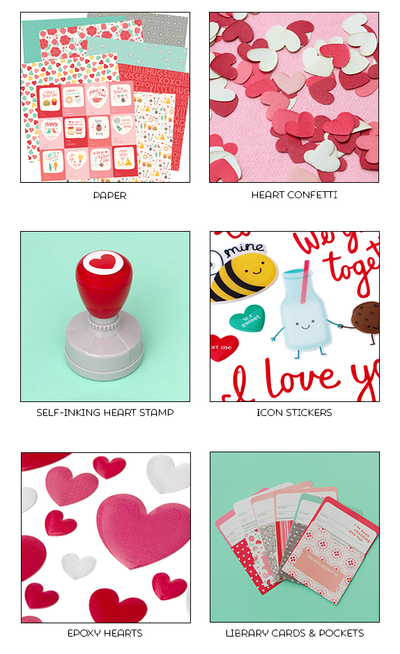 All Products Feature - We Go Together