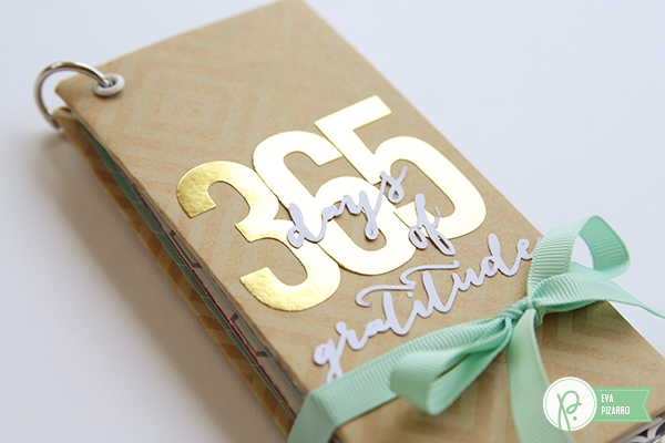 Gratitude Journal by @evapizarrov using the #JJHomeMade line from @pebblesinc