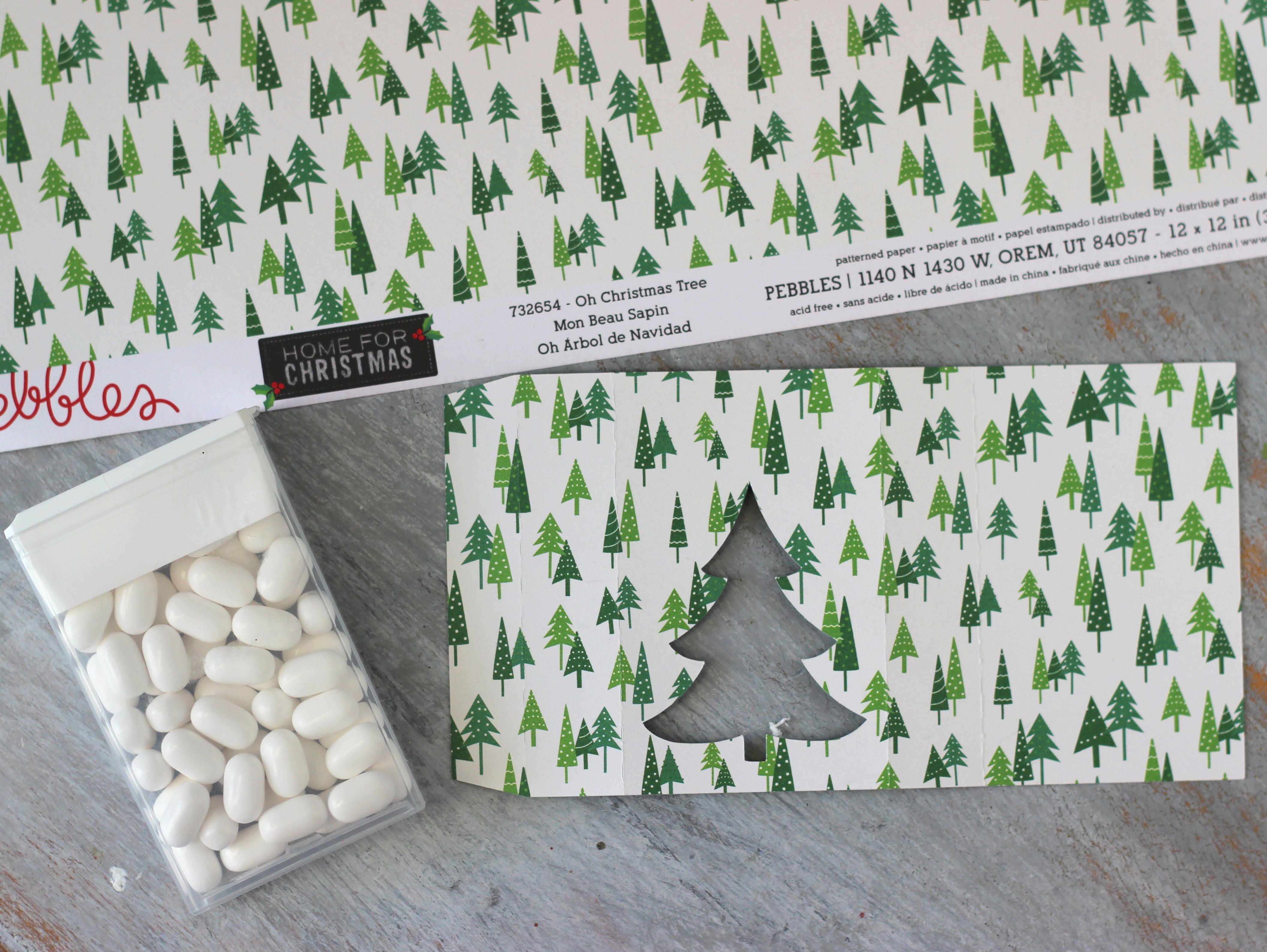 Christmas Tic Tac Boxes - Pebbles, Inc.