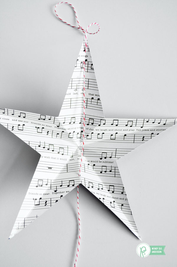 Star Ornaments by @wendysuea using the #homeforchristmas collection by @PebblesInc.