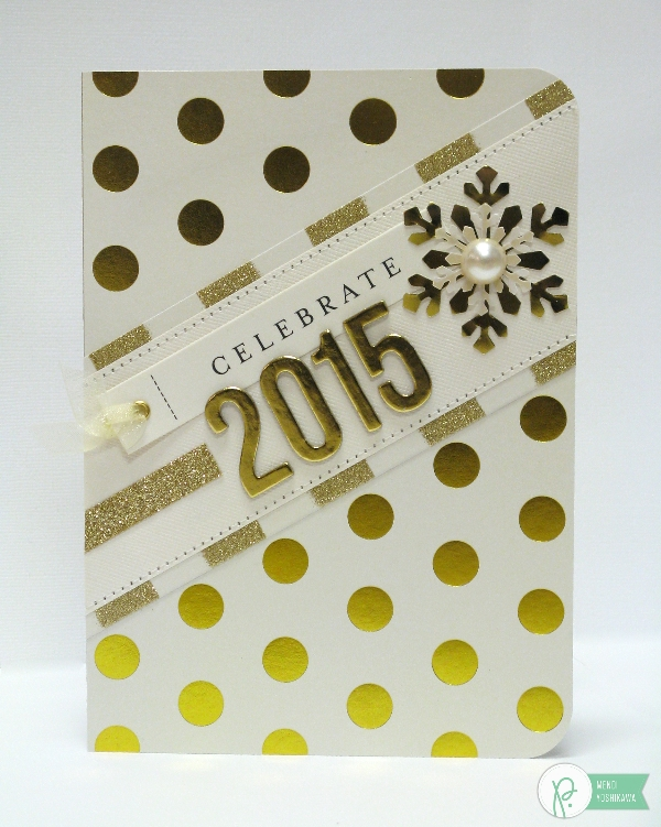 New Year Cards that Sparkle and Shine! - Pebbles, Inc.