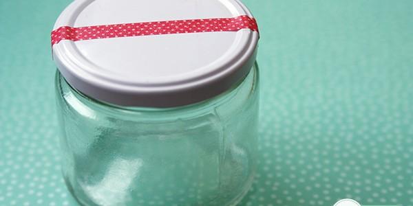 Valentine's Date Jar