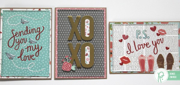 Hugs and Kisses Cards