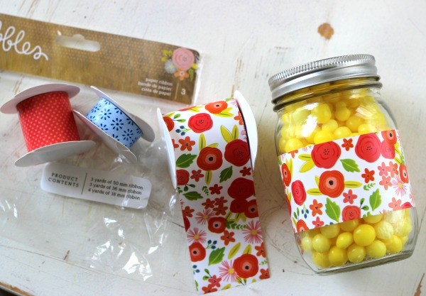 Paper Ribbon from the Happy Day Collection by @pebblesinc