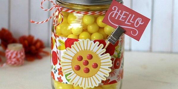 Hello Sunshine Jar