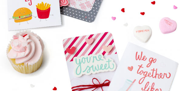 Free Valentine's Day Mini Envelopes