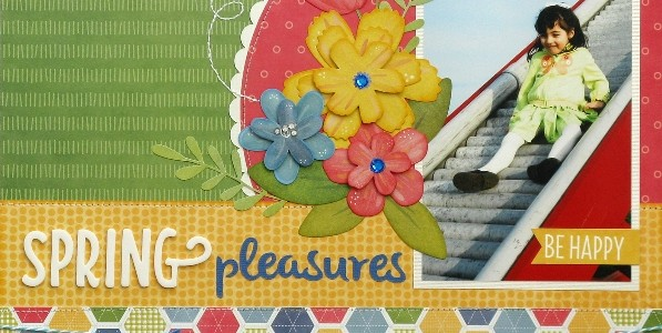 Flower Die Cuts That Spring To Life