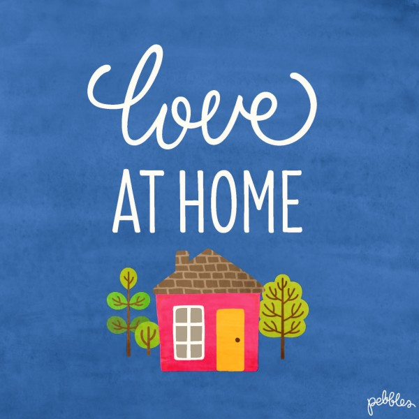 HomeGrownPrintables5x5 - Love at Home