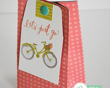 Gift Bag and Easy Tag Set
