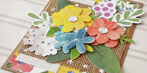 Garden Theme Card Set