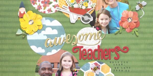 Awesome Teachers Layout