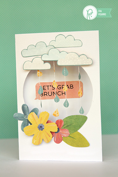window cards by @evapizarrov using #happyday from @pebblesinc