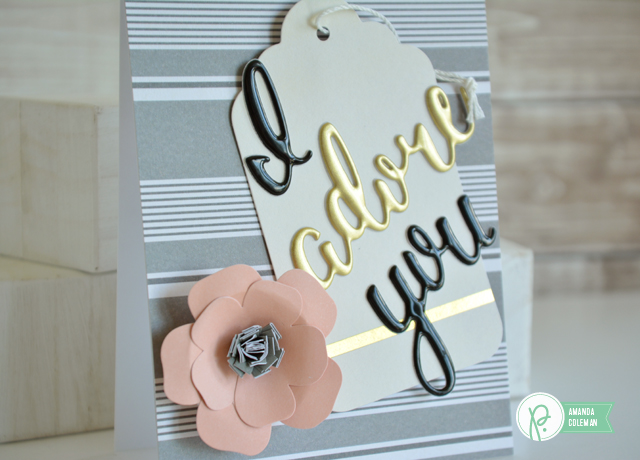 Floral Mother's Day cards by @popperandmimi using @pebblesinc Cottage Living collection
