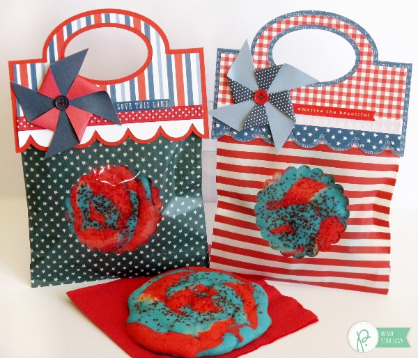 Memorial Day Treats by Mendi Yoshikawa using the #Americana collection from @Pebbles @SnippetsByMendi