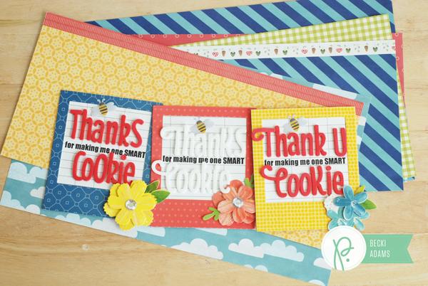 Teacher Gift by @jbckadams for @Pebblesinc