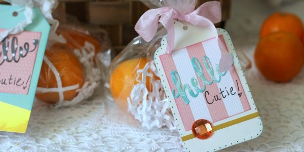 Hello Cutie Gift Tags