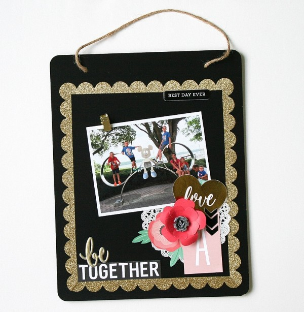 Be Together frame