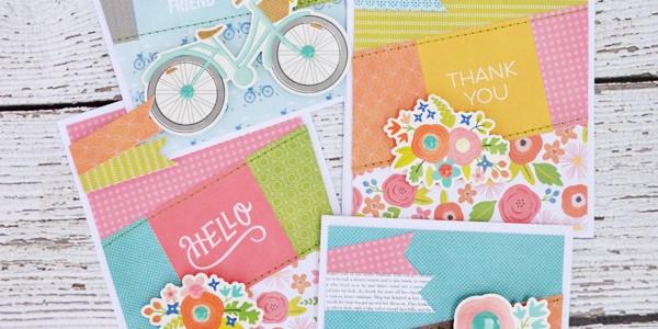 """Happy Day"" Card Set"