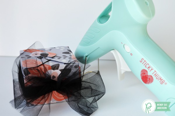 "Quick and Easy Gift Box Trio by @wendysuea with the ""DIY Home"" Collection from @Pebblesinc."