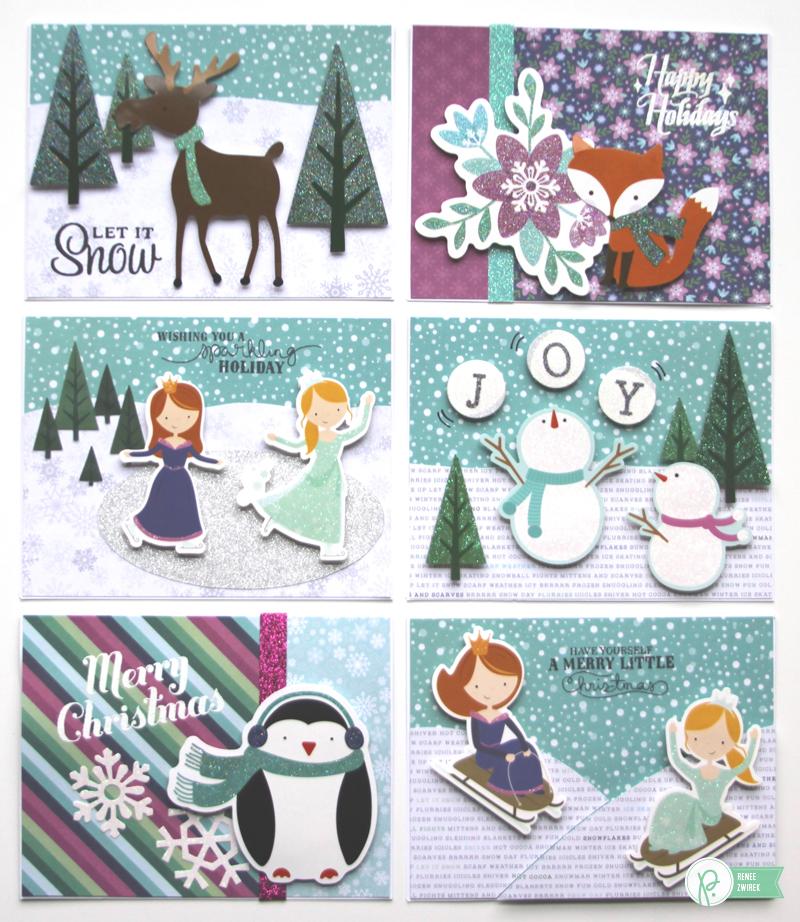 Teacher Christmas Cards - Pebbles, Inc.