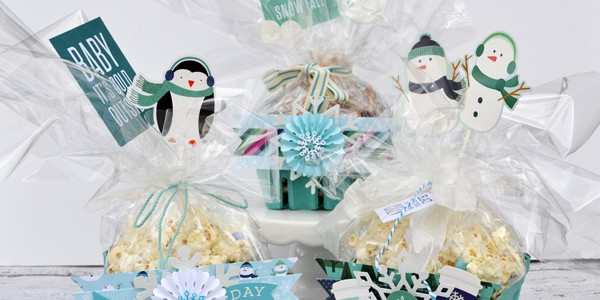 "Handmade ""Winter Wonderland"" Gift Idea"